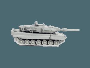 3d printer ile 3d baskı alımı ve 3d modellemesi yapılmış tank