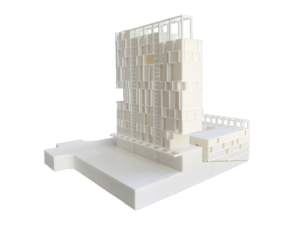 3d printer ile 3d baskı alımı ve 3d modellemesi yapılmış mühendislik prototipi 5