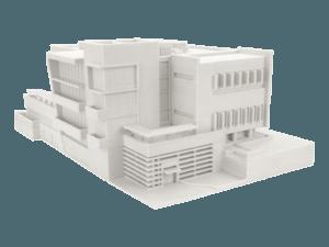 3d printer ile 3d baskı alımı ve 3d modellemesi yapılmış mühendislik prototipi 4