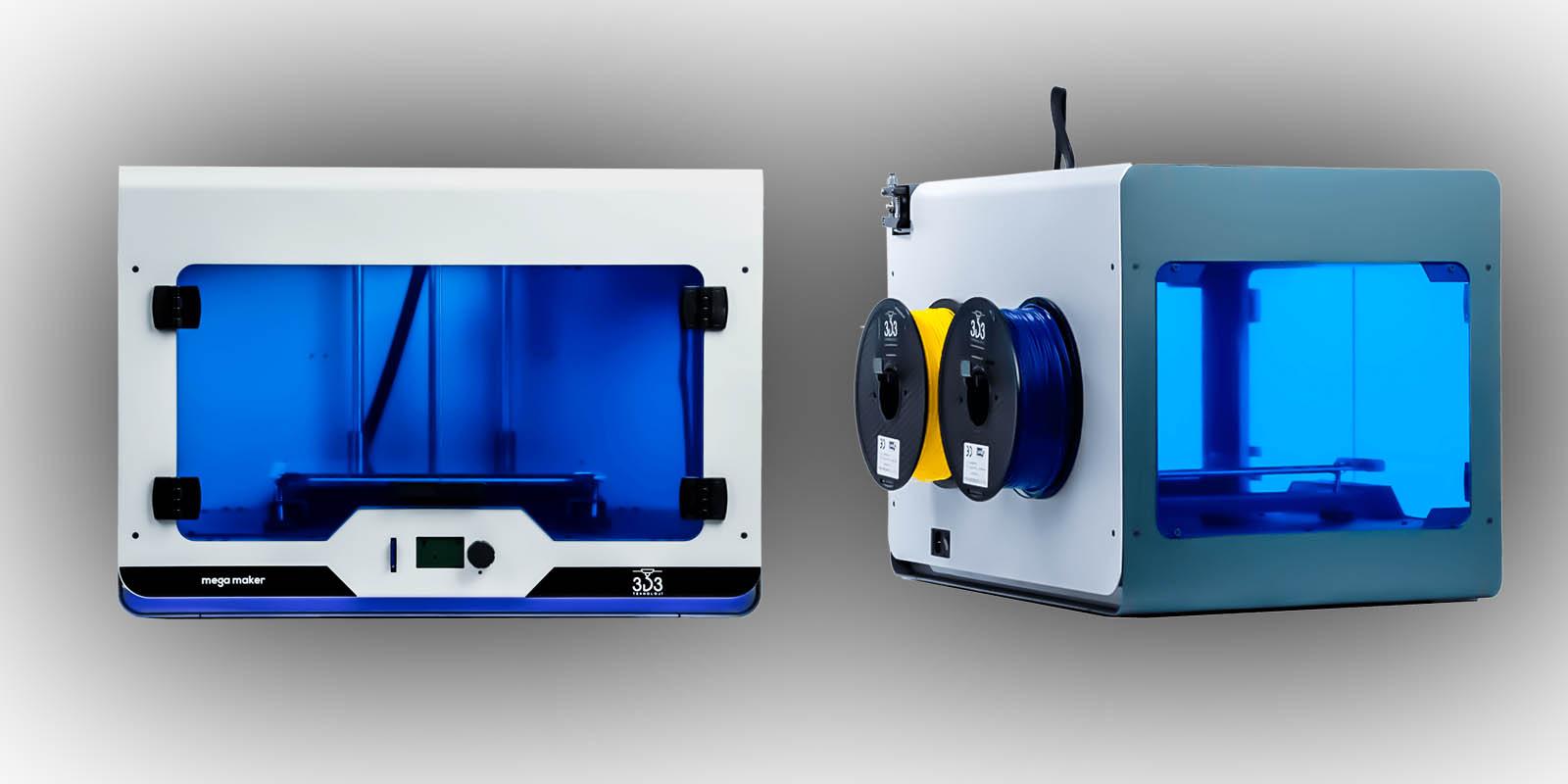3D3 Teknoloji'nin kendi üretimi olan MegaMaker