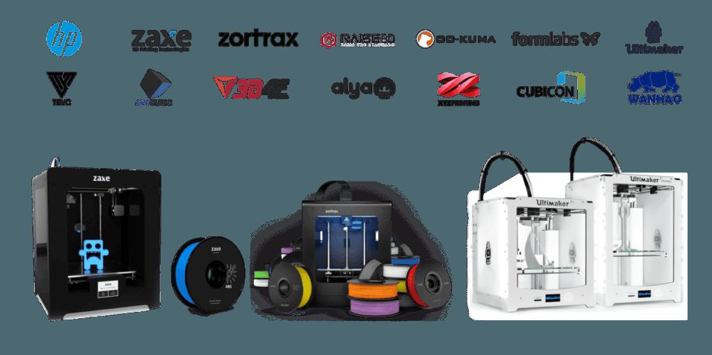 3d3 teknoloji'nin yetkili distribütörü olduğu 3d yazıcı 3d tarayıcı filament ve 3d printer makaları