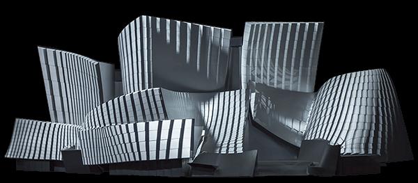 3d yazıcı ile alınmış mimari 3d baskı hizmeti ürünü